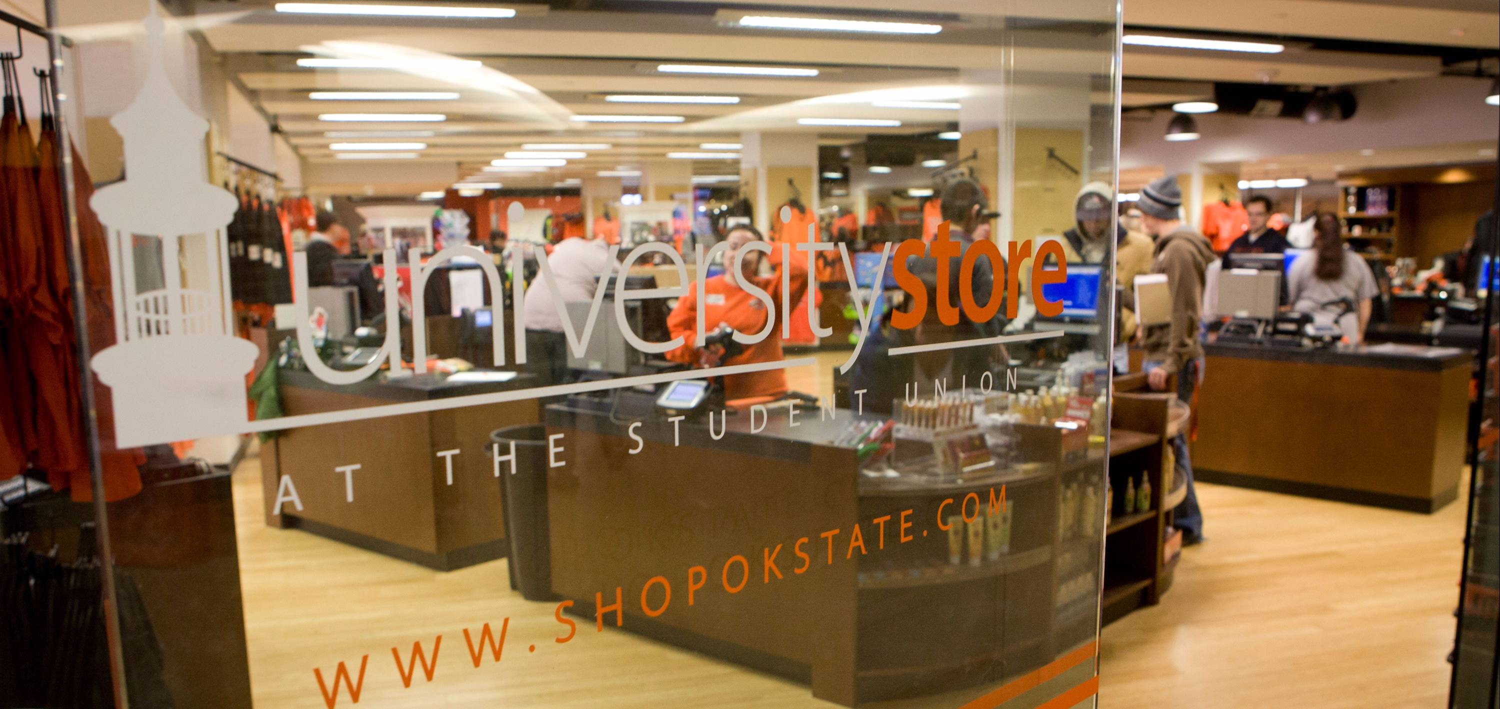 University Store Store Front